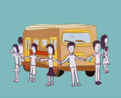 Mexa-se >> transporte público