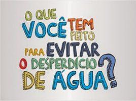 O Brasil pede água