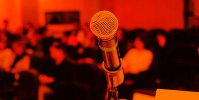 Eventos e palestras